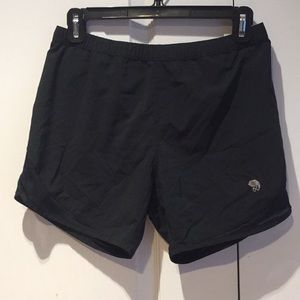 Mountain Hardwear Running Shorts XS